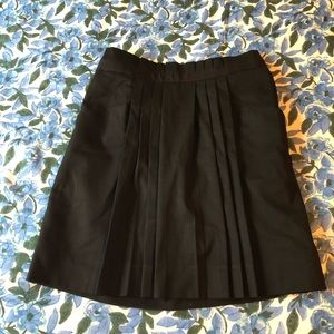 GAP Pleated Pencil Skirt